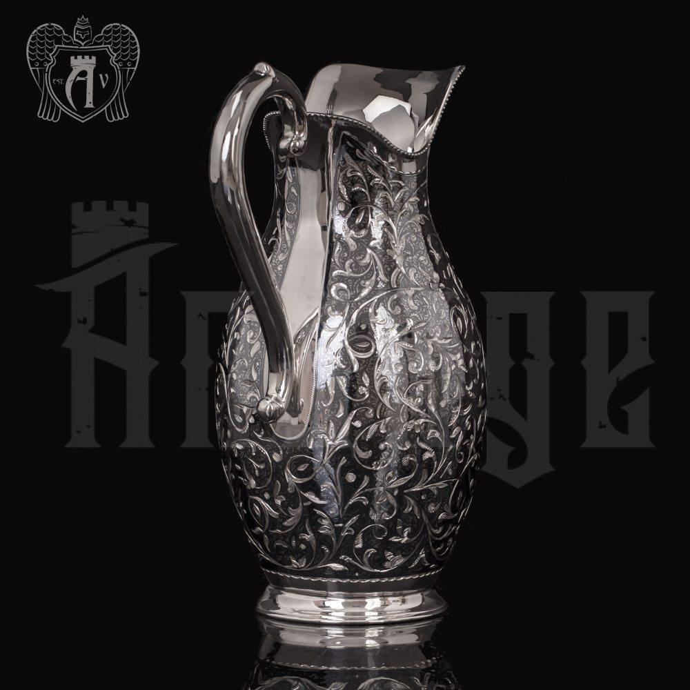 Кувшин серебряный «Милорд» Апанде, 54000510
