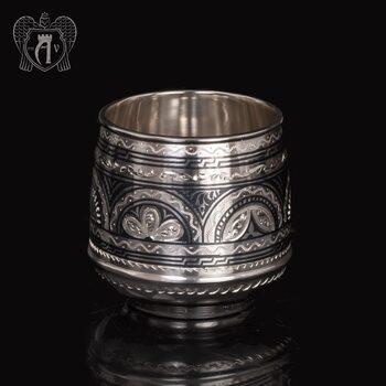 а. Стакан из серебра «Верона 2»
