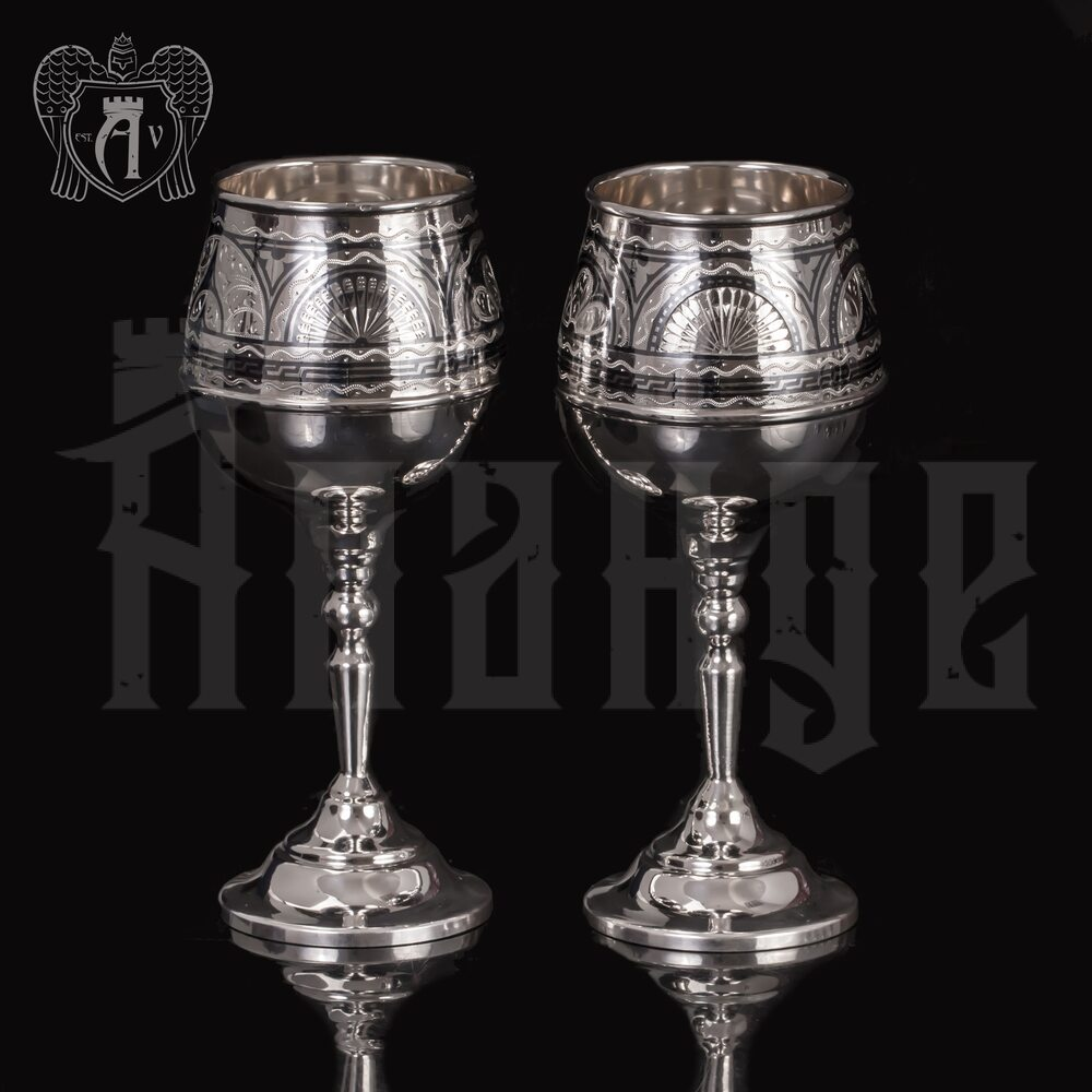 Набор из двух бокалов «Верона 2»  Апанде, 3800403-22