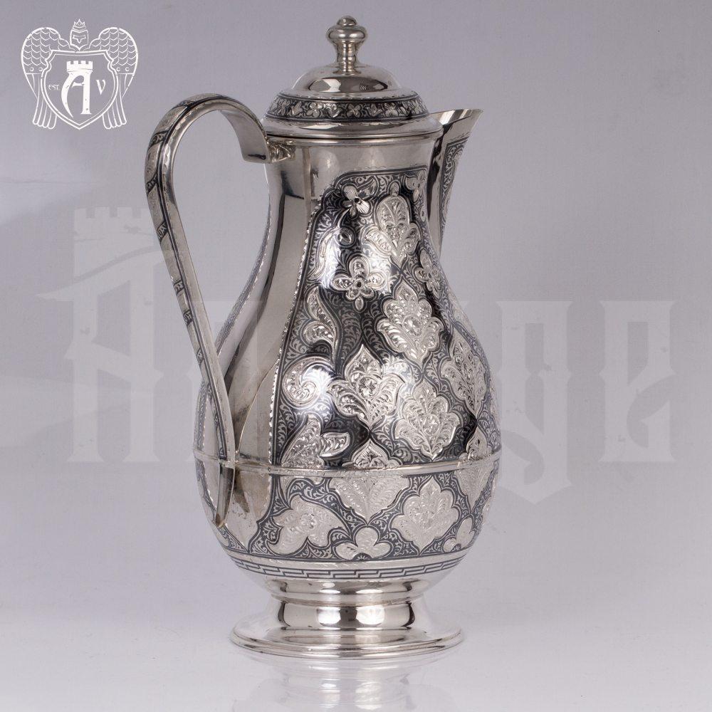 Кувшин из серебра 925 пробы «Люксор» Апанде, 5400579