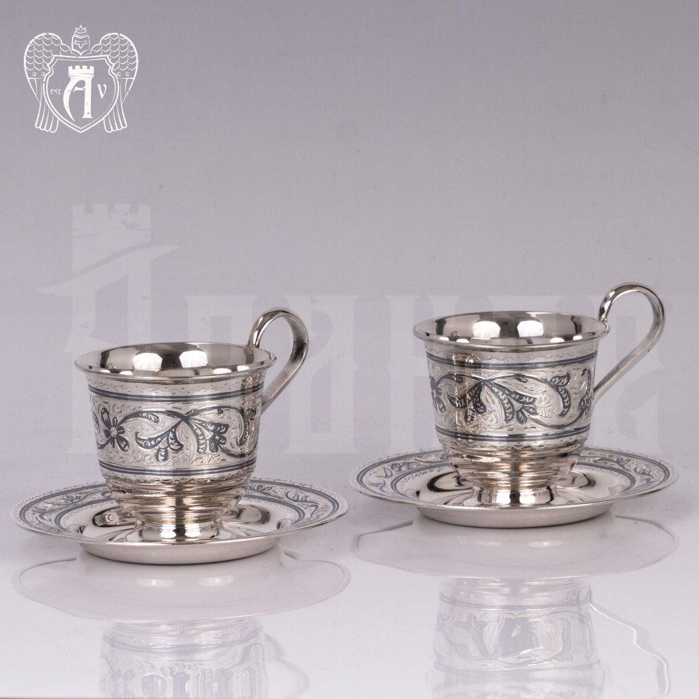 Набор чайных чашек  «Лоза» 2 шт Апанде, 32009135