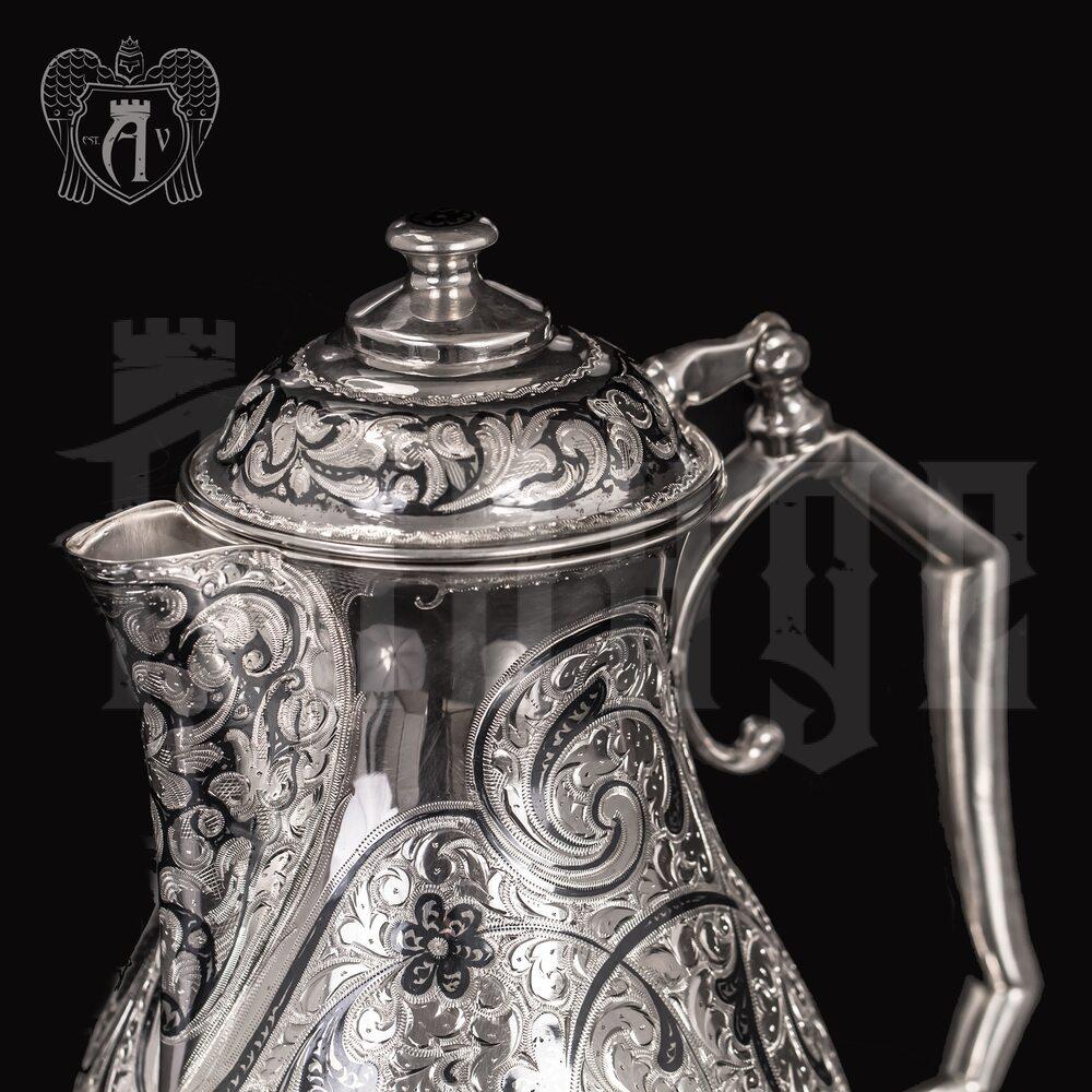 Кувшин из серебра  «Эдем» Апанде, 54000548