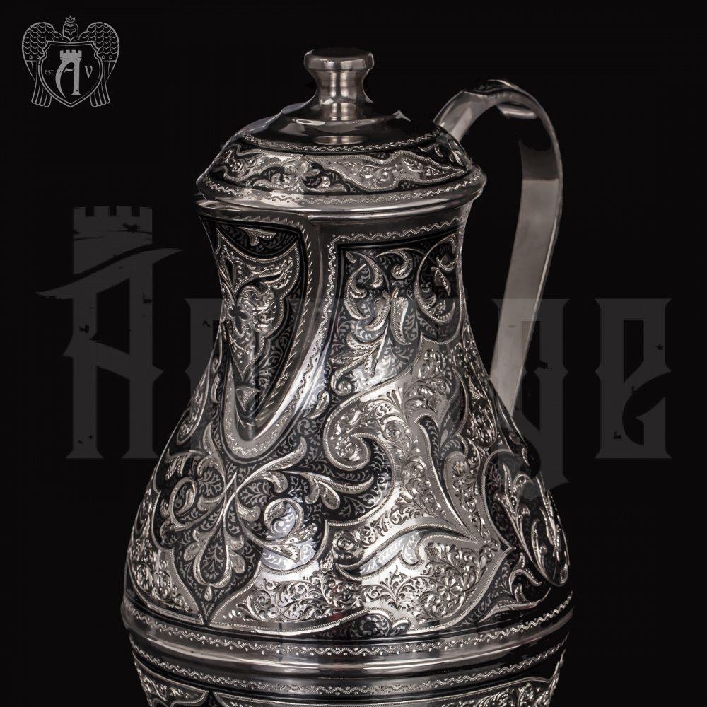 "Кувшин серебряный ""Валас"" Апанде, 54000512"