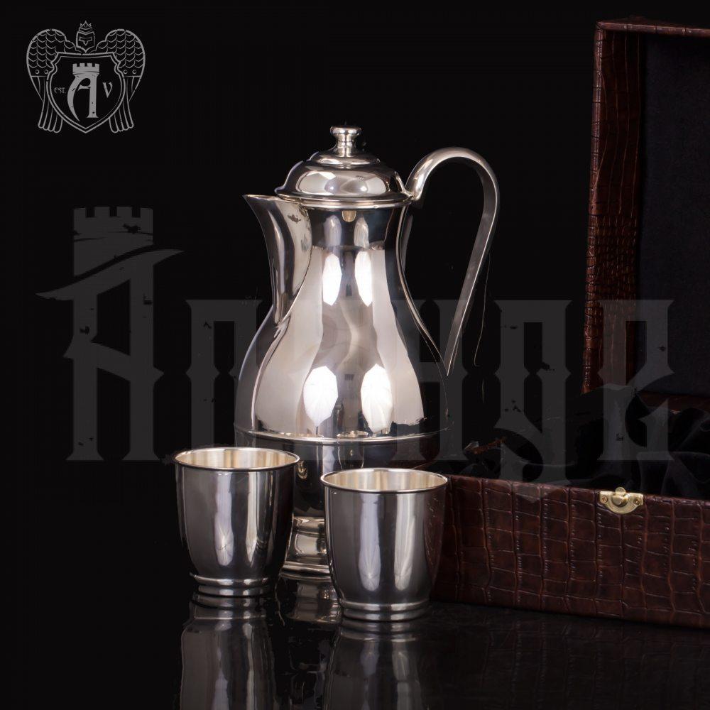 Набор для воды из серебра 925 пробы«Греджио» Апанде, 111003172
