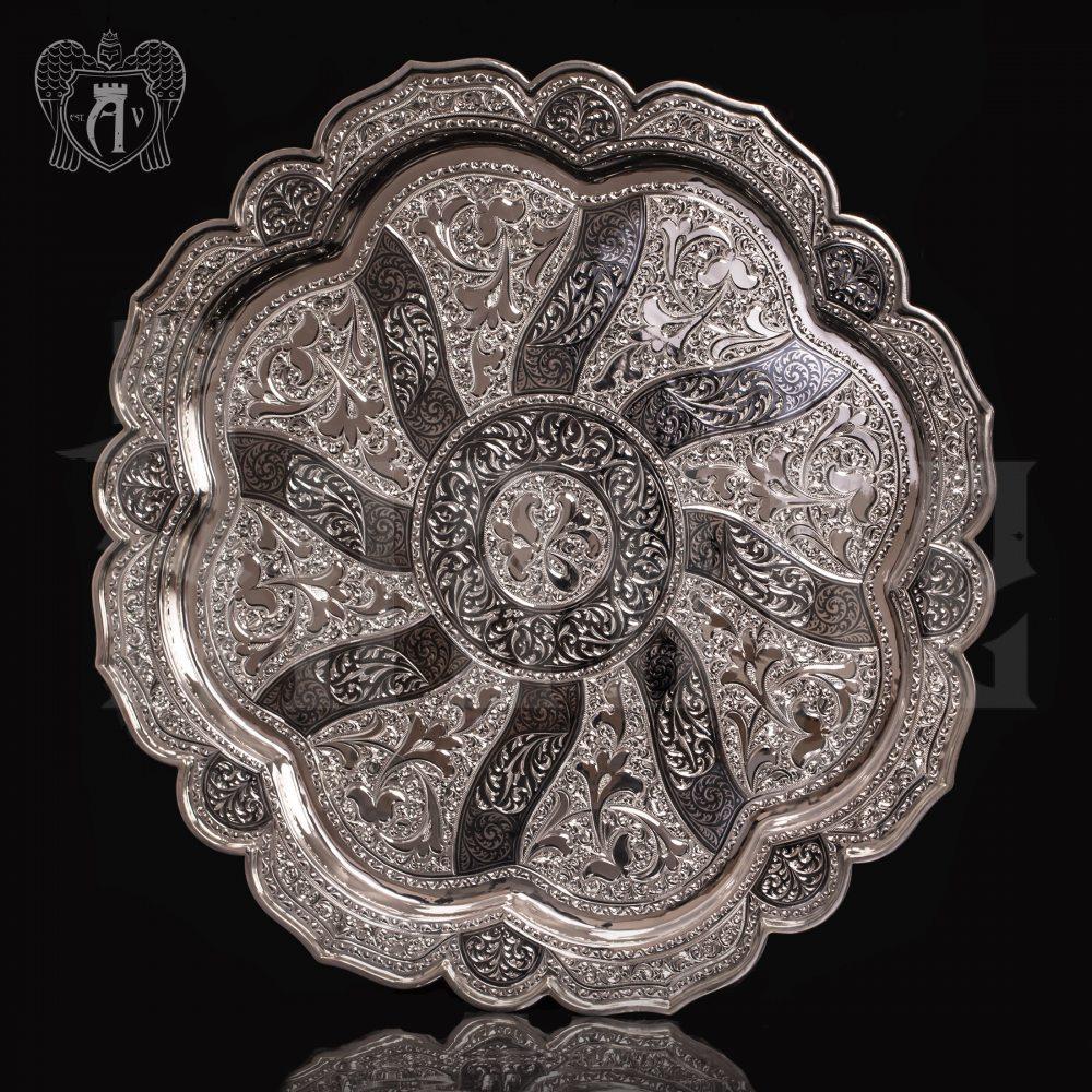Винный сервиз из серебра  «Александрия» Апанде, 111005356