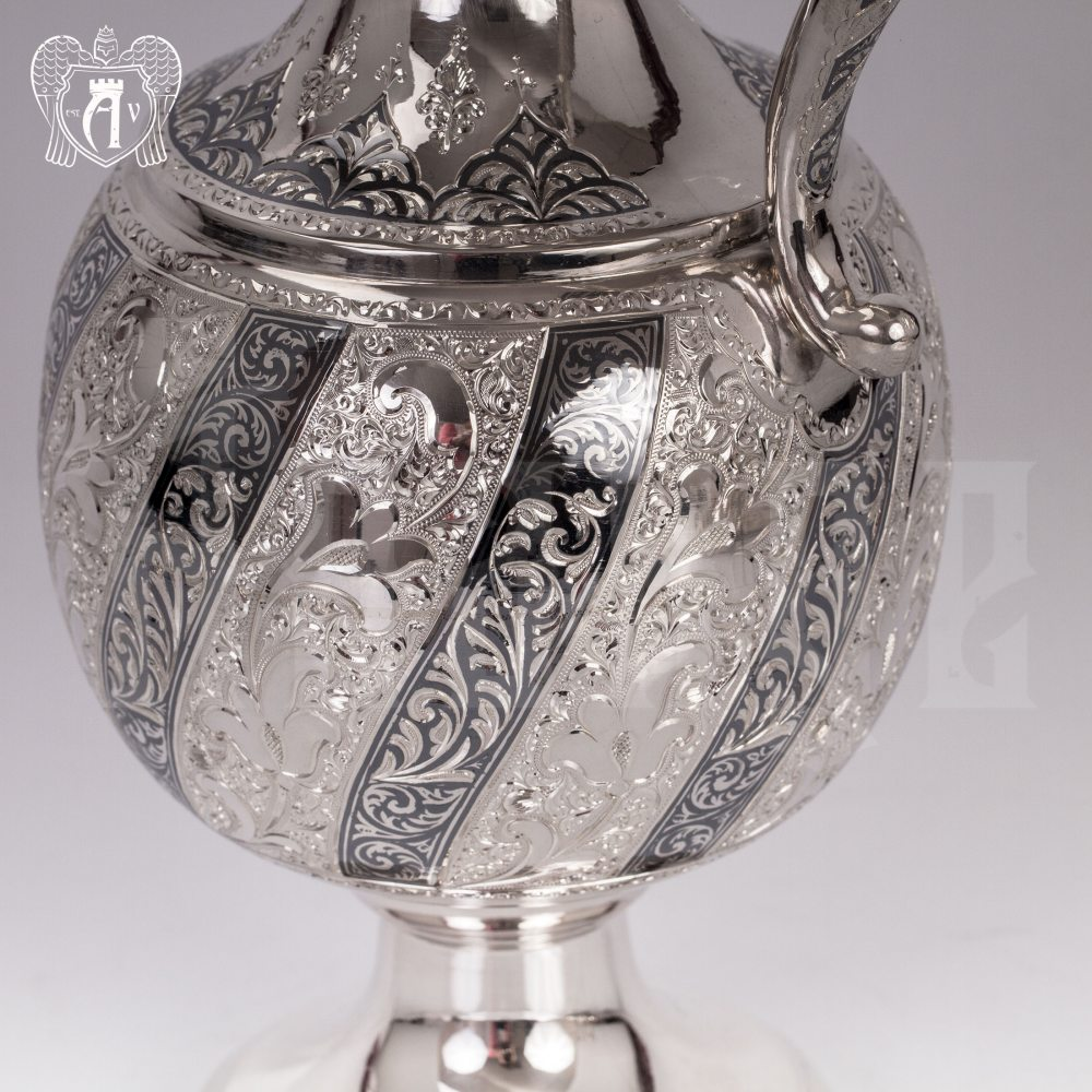 "Винный кувшин из серебра ""Александрия"" Апанде, 5400075"