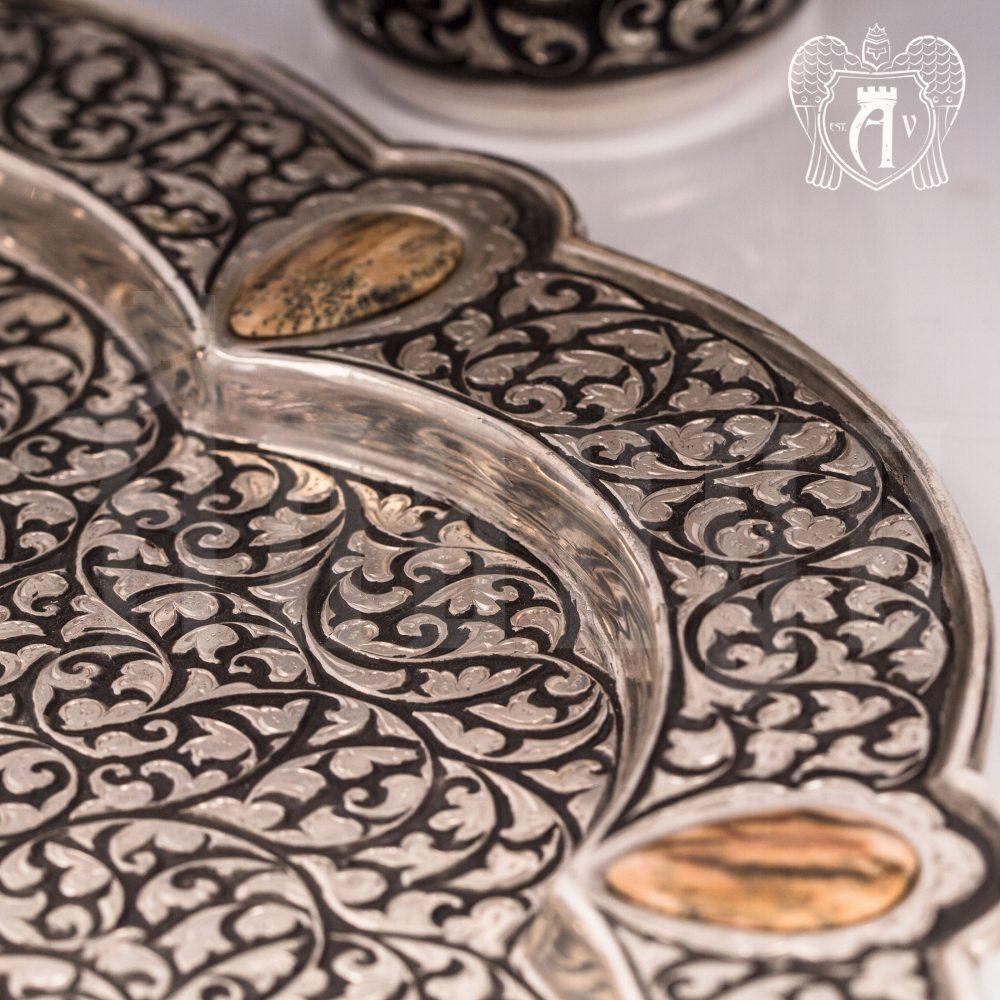 Сервиз из серебра  «Сильфида» Апанде, 111005358