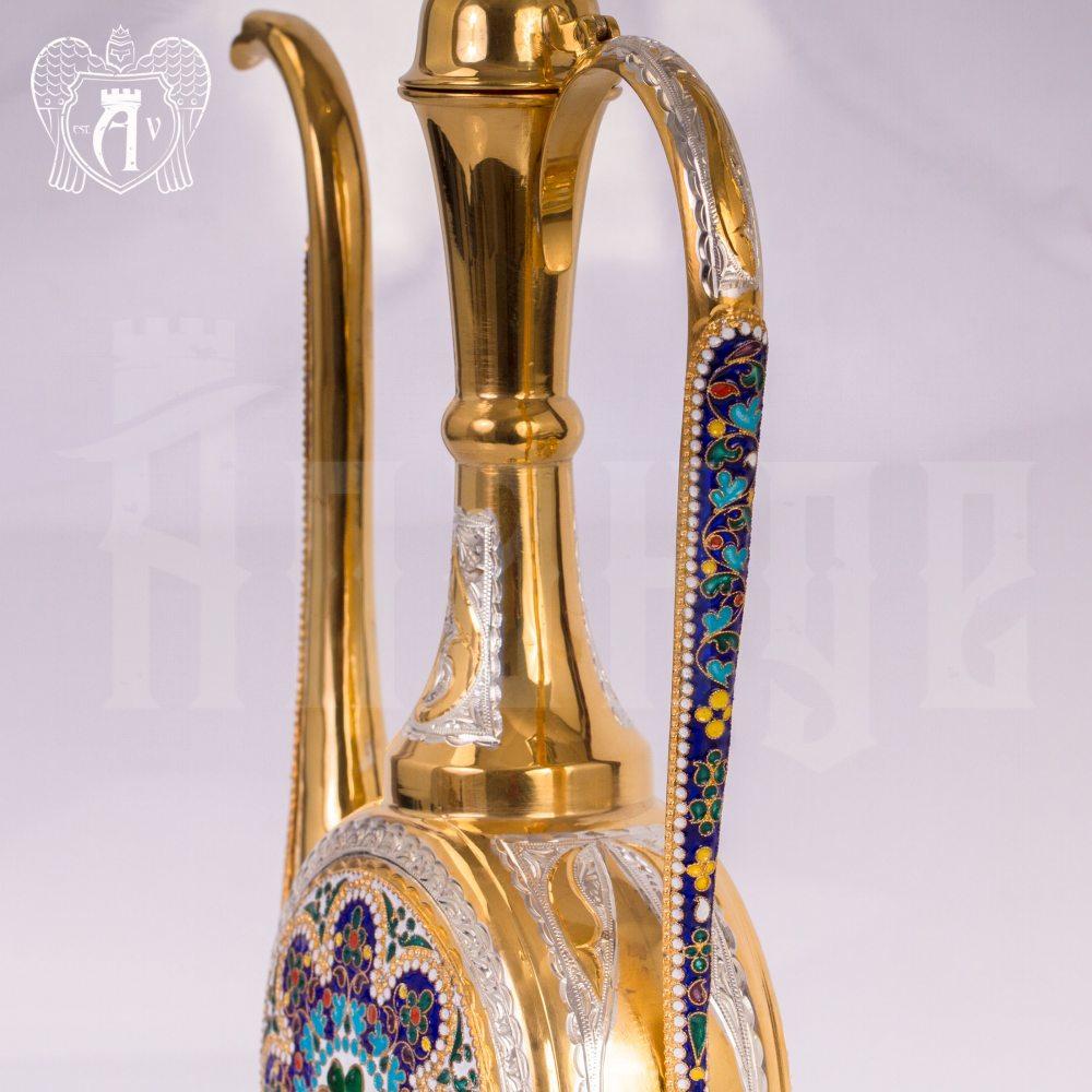 Коньячный сервиз из серебра  «Серсея» Апанде, 111005359