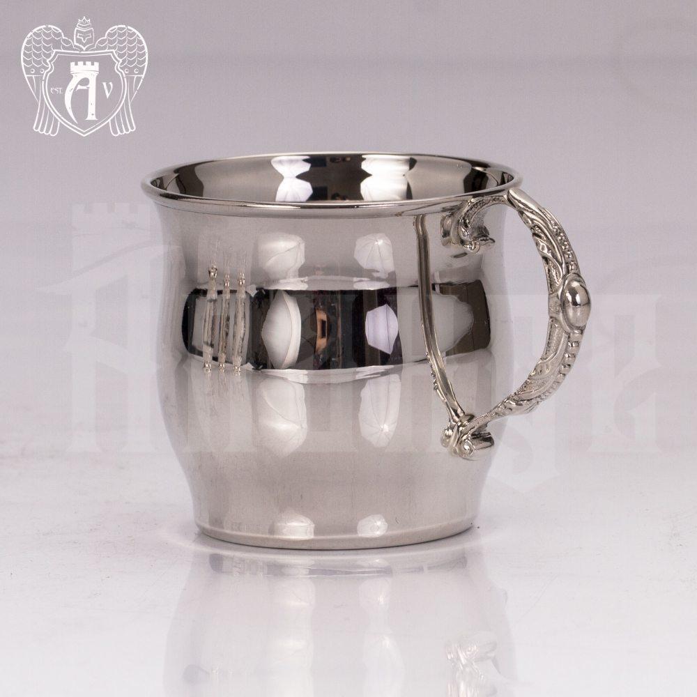 Детская  кружка из серебра для напитков  «Малыш» Апанде, 32009137