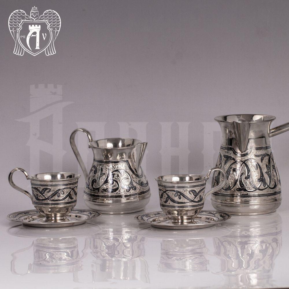 Кофейный набор  «Арабика» 4 предмета Апанде, 9000015