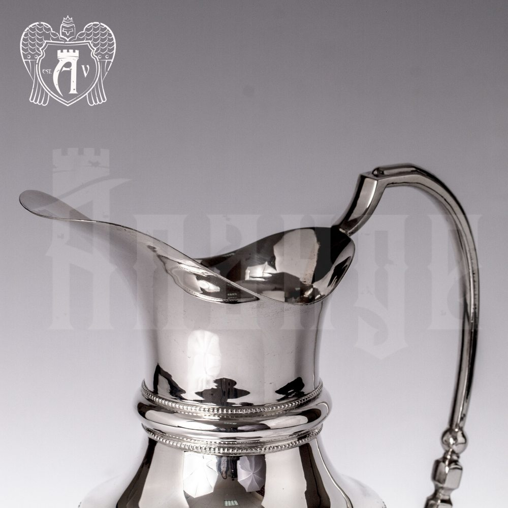 Кувшин серебряный 925 пробы «Аэлита» Апанде, 5400520926