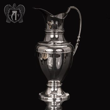 Кувшин серебряный  «Аэлита»