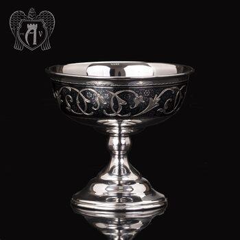 Креманка серебряная  «Стелла»