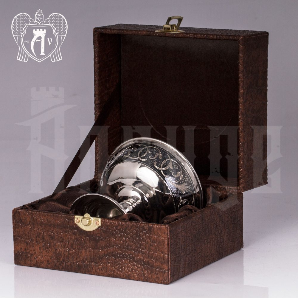 Креманка серебряная  «Стелла» Апанде, 3400016