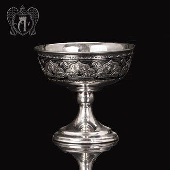 Креманка серебряная  «Эстель»