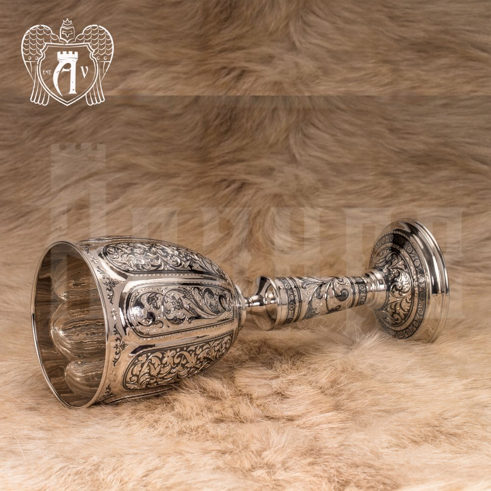 "Большой серебряный кубок ""Нуменор"" Апанде, 3800403-29"