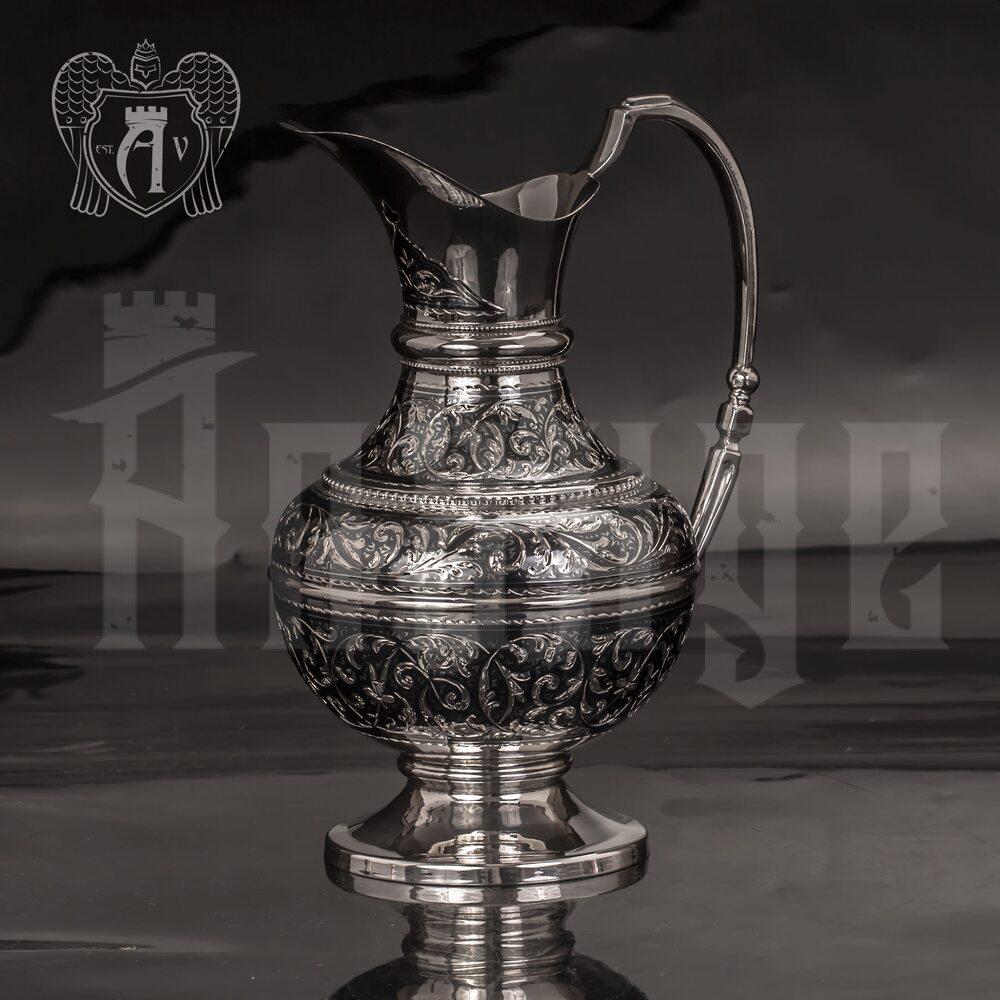 Кувшин из серебра без крышки «Бомонд» Апанде, 540091