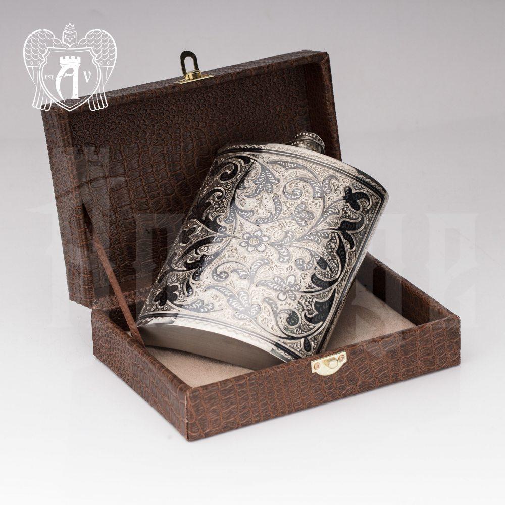 Фляжка  из серебра  «Торин» Апанде, 72000114