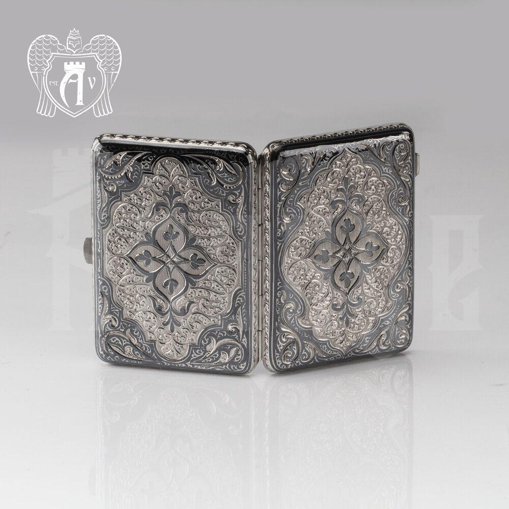 Портсигар из серебра «Милфорд» Апанде, 53000572