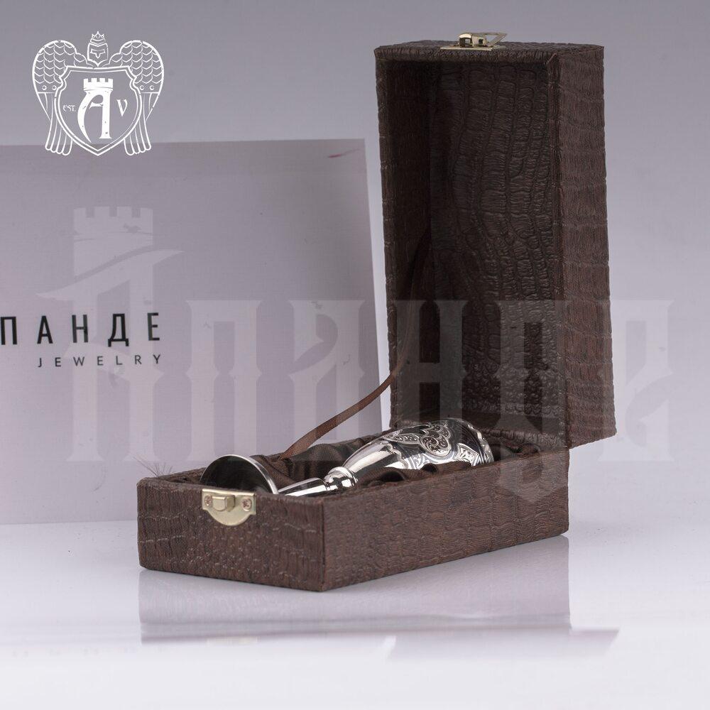 Серебряная рюмка «Клод»  Апанде, 750008