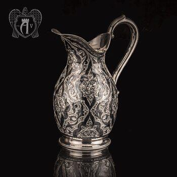 Кувшин из серебра  «Кармен»