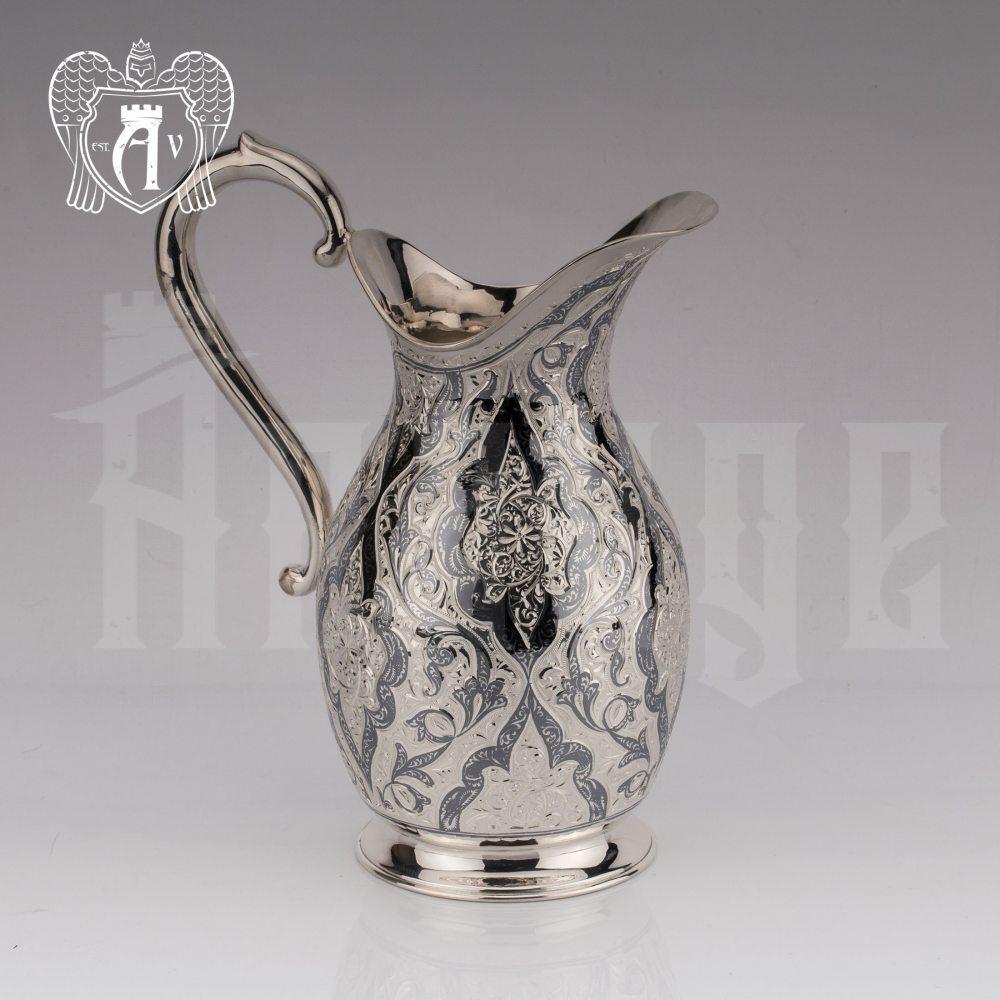 Кувшин из серебра 925 пробы  «Кармен» Апанде, 54000562