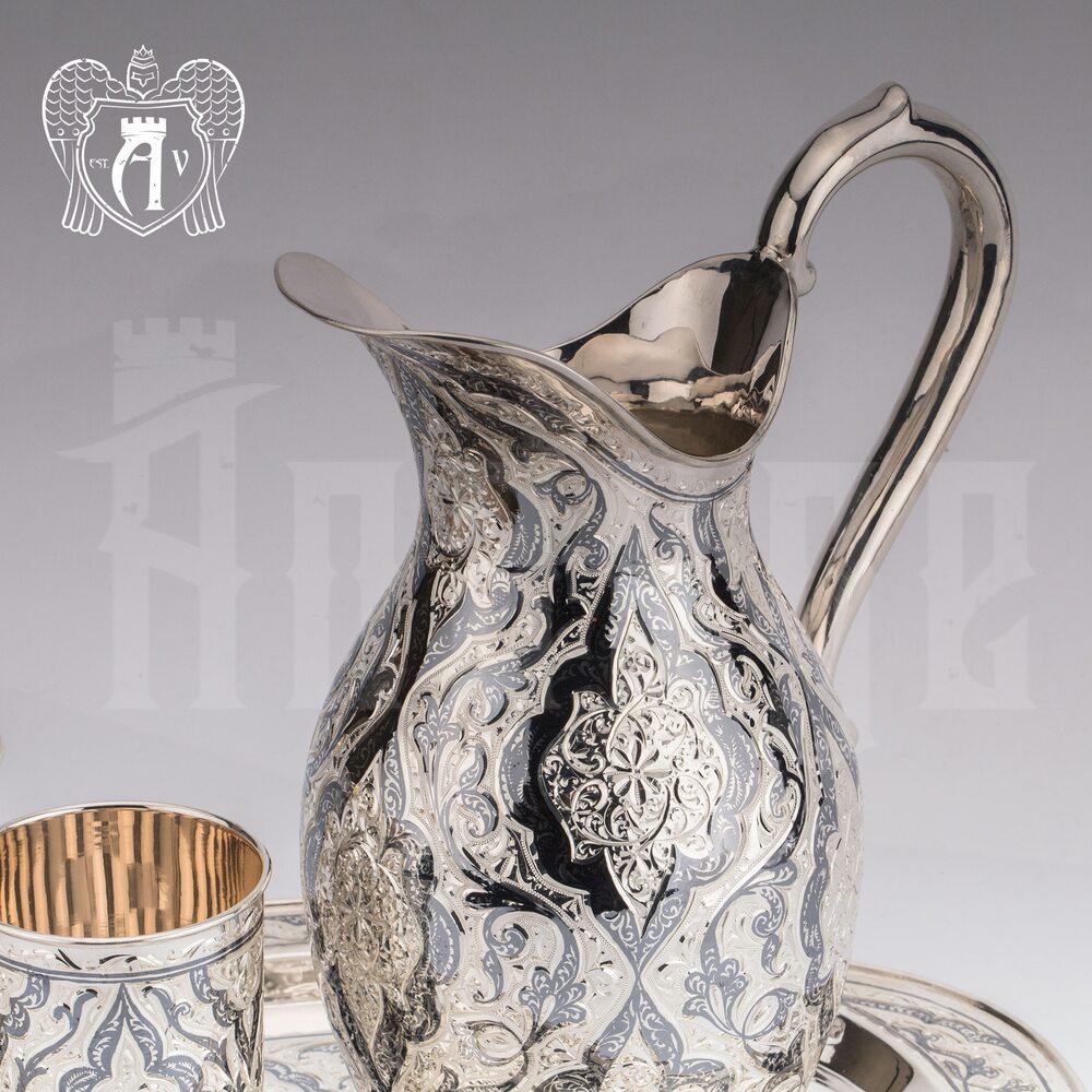 Кувшин из серебра  «Кармен» Апанде, 54000563