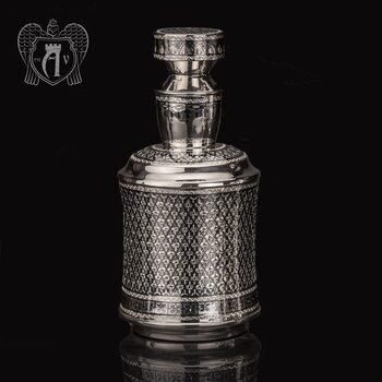 Графин серебряный для виски «Княжеский»