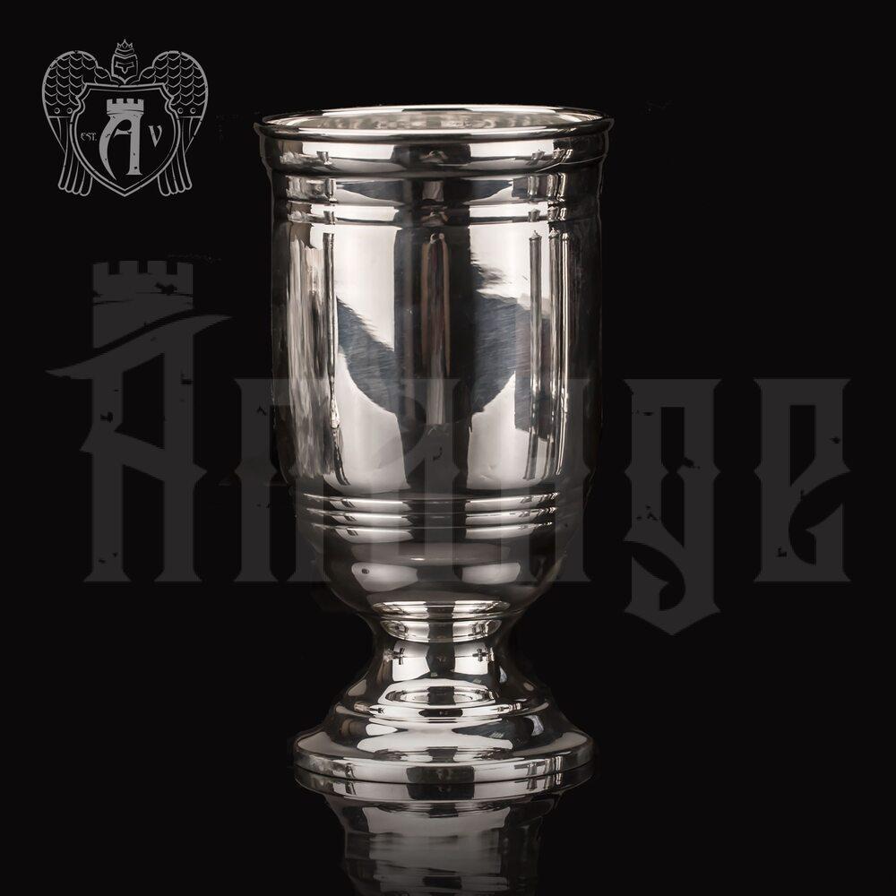 Кубок из чистого серебра 999 пробы «Глянец»   Апанде, 71000465