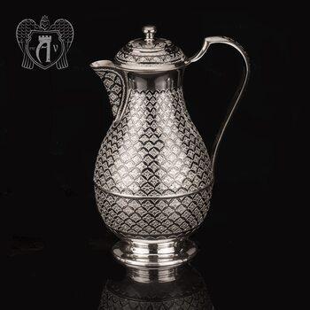 Кувшин из серебра  «Норд»