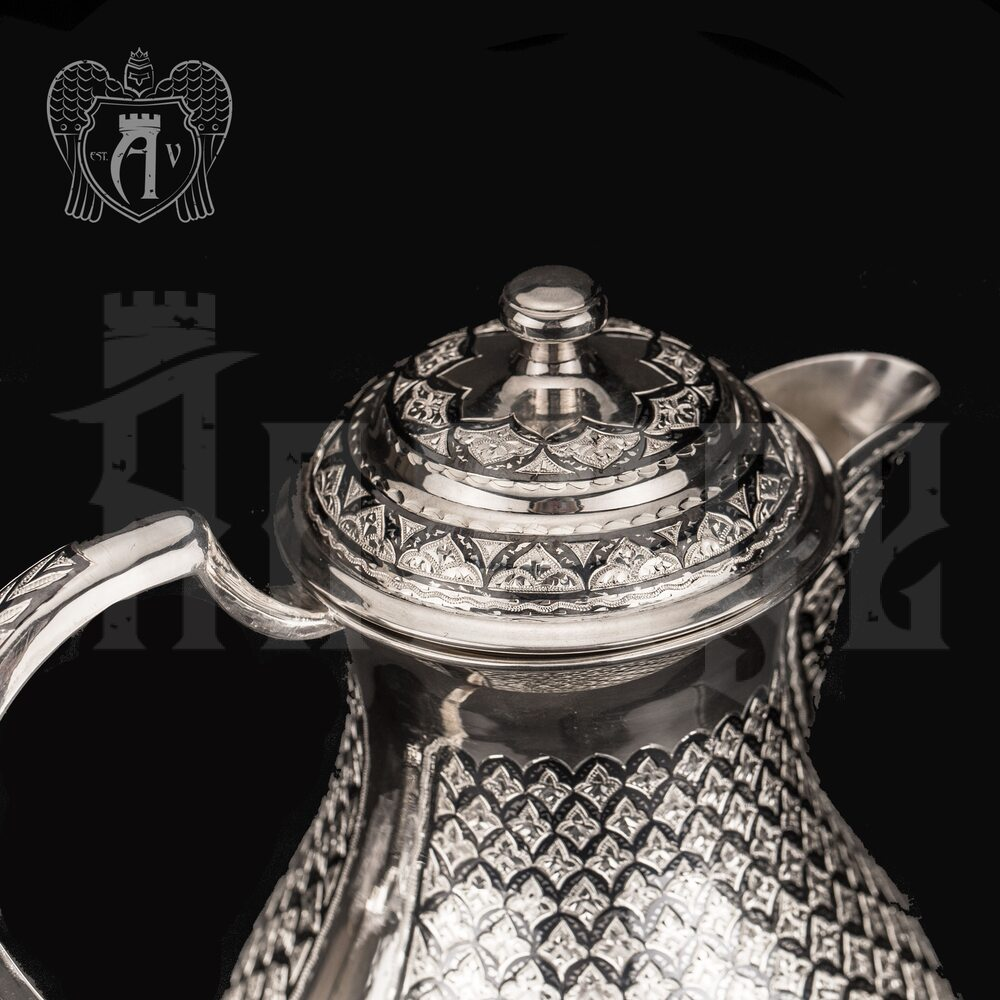 Кувшин из серебра  «Норд» Апанде, 54000564