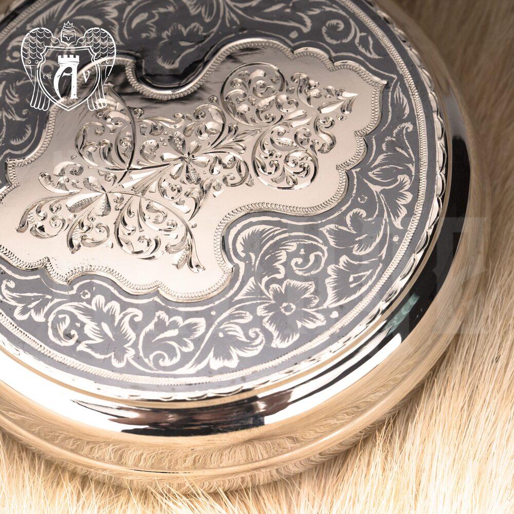 Серебряная фляжка «Минос»  Апанде, 72000168