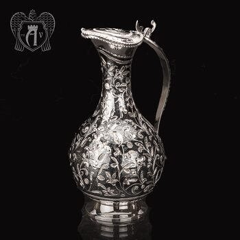 Кувшин из серебра  «Гораций»