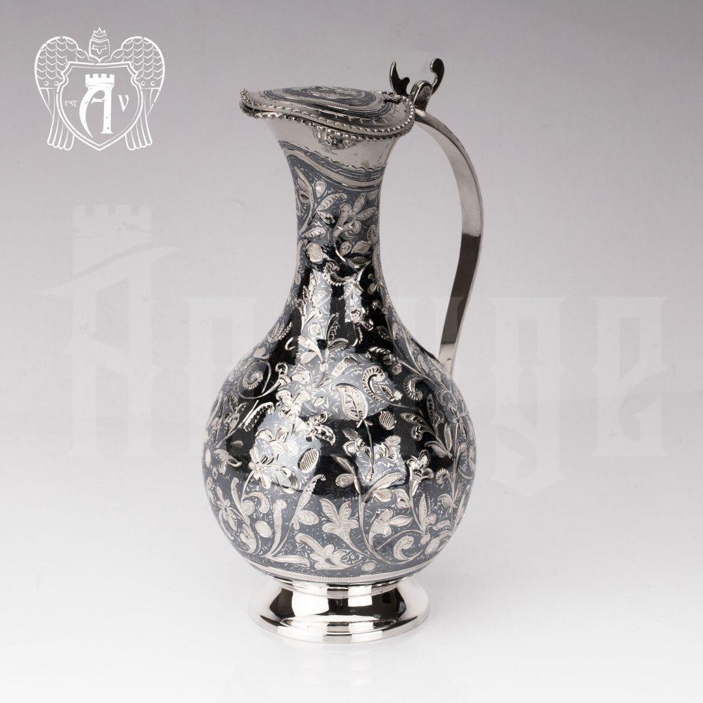 Кувшин из серебра  «Гораций»  Апанде, 54000565