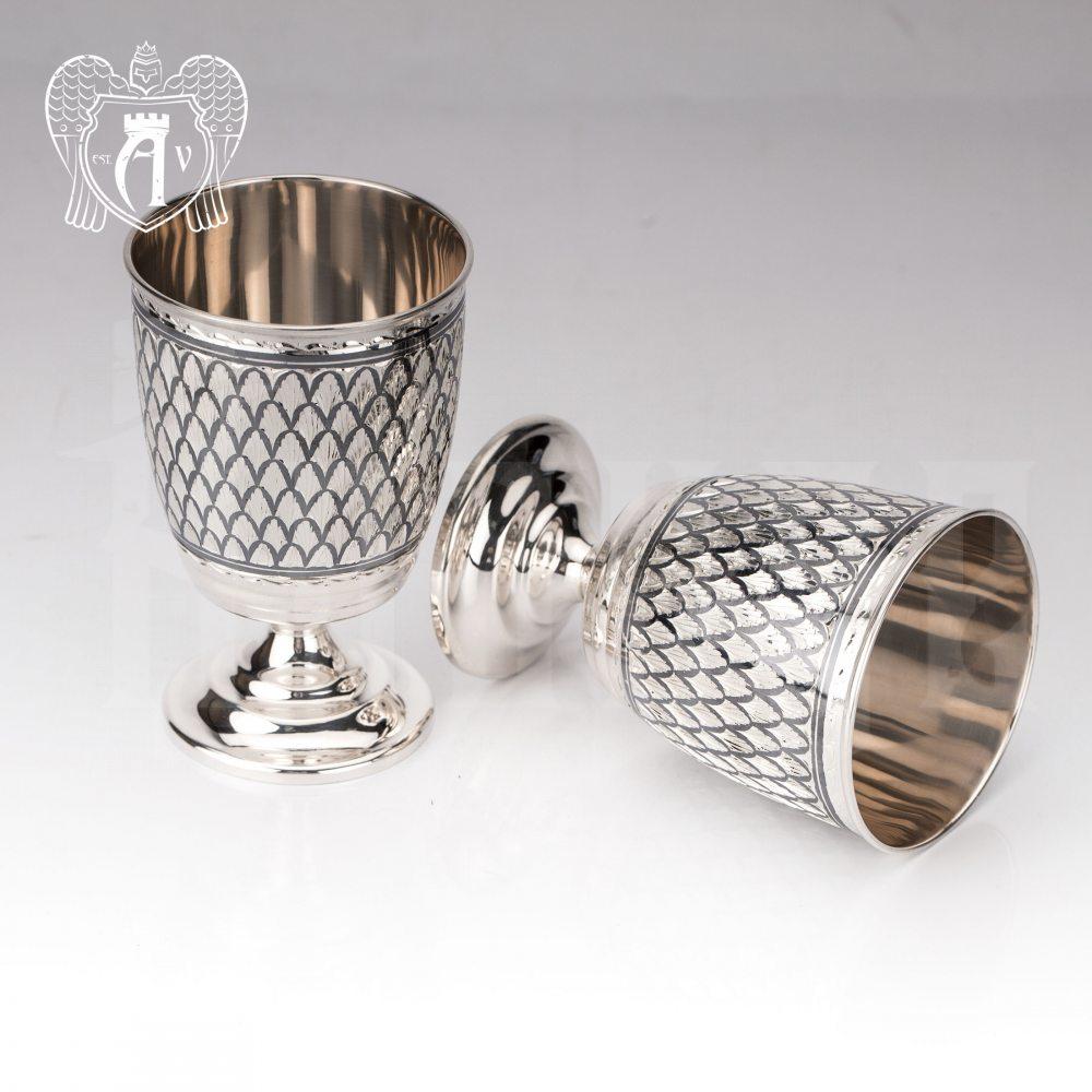 Бокал из серебра «Лорд» » Апанде, 71000468