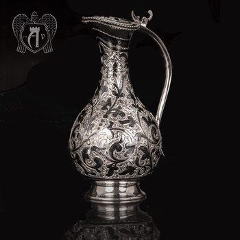 Кувшин из серебра «Гриндевальд»