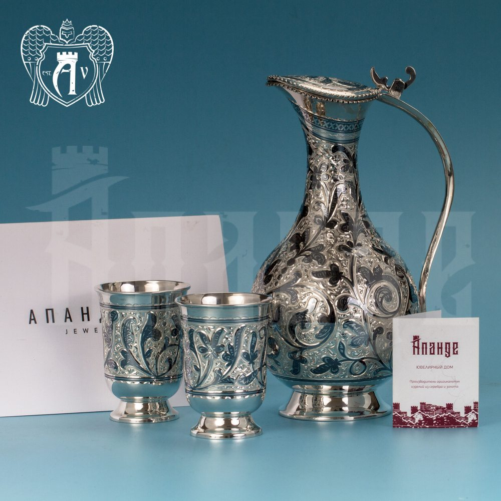 Кувшин из серебра «Гриндевальд»  Апанде, 54000567
