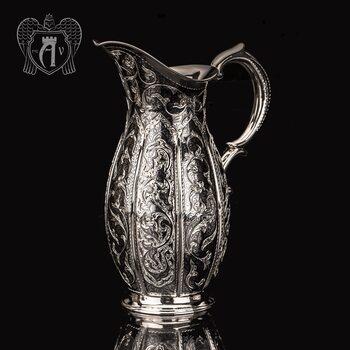 Кувшин из серебра «Семирамида»