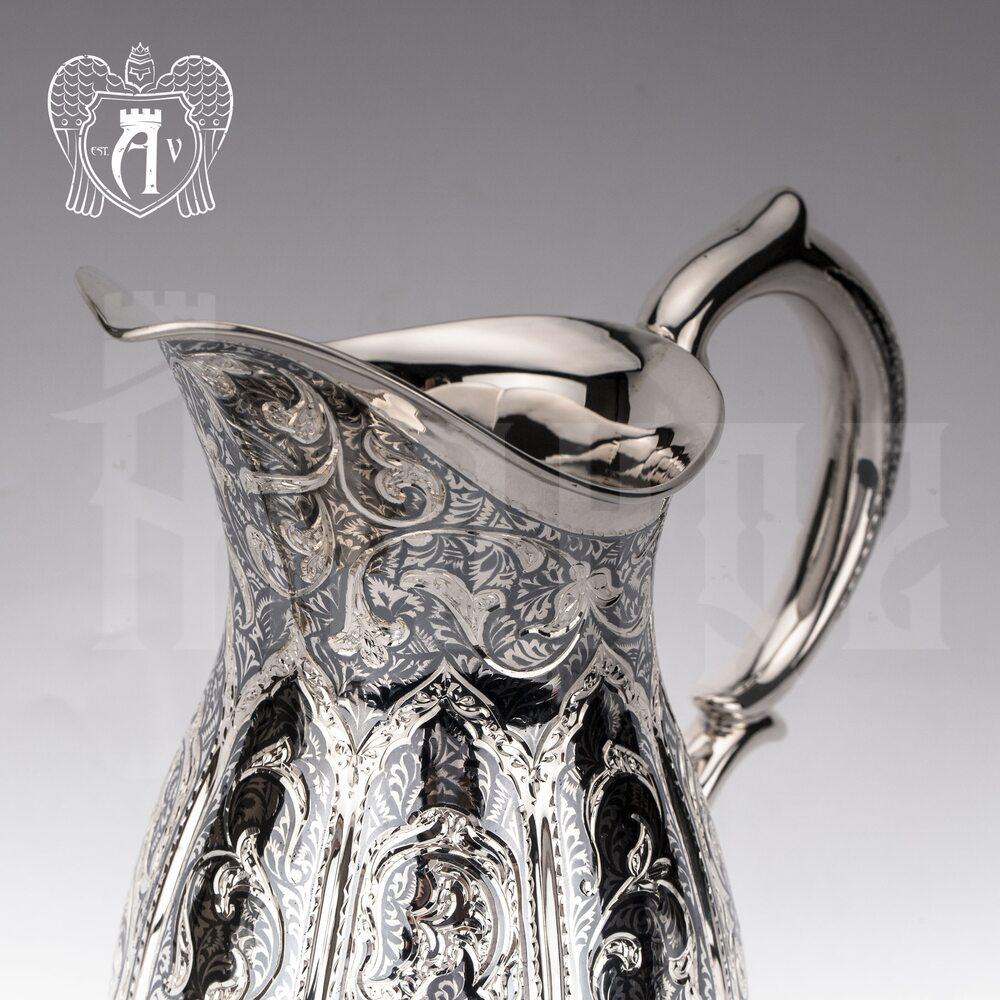 Кувшин из серебра «Семирамида»   Апанде, 54000568