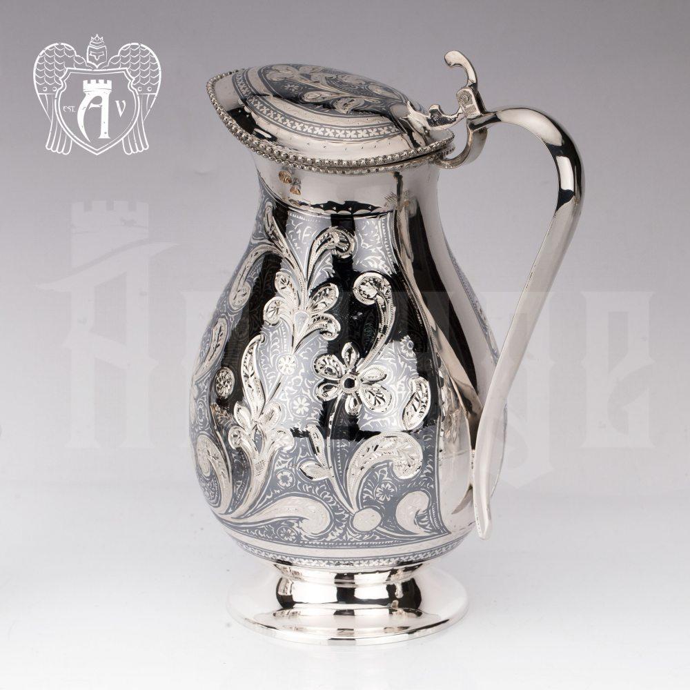Кувшин из серебра «Мирида»   Апанде, 54000559