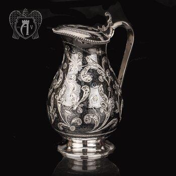 Кувшин из серебра «Мирида»
