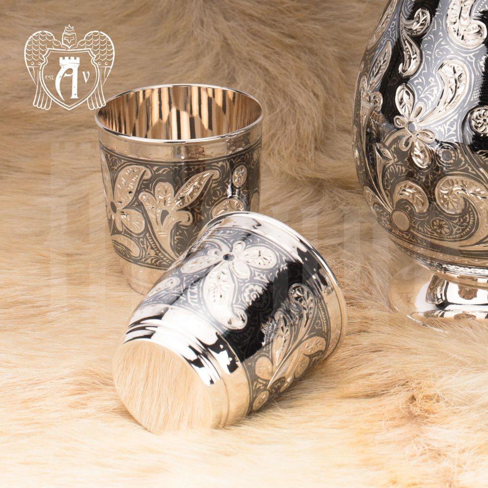 Серебряный стакан «Мирида»  Апанде, 71000419