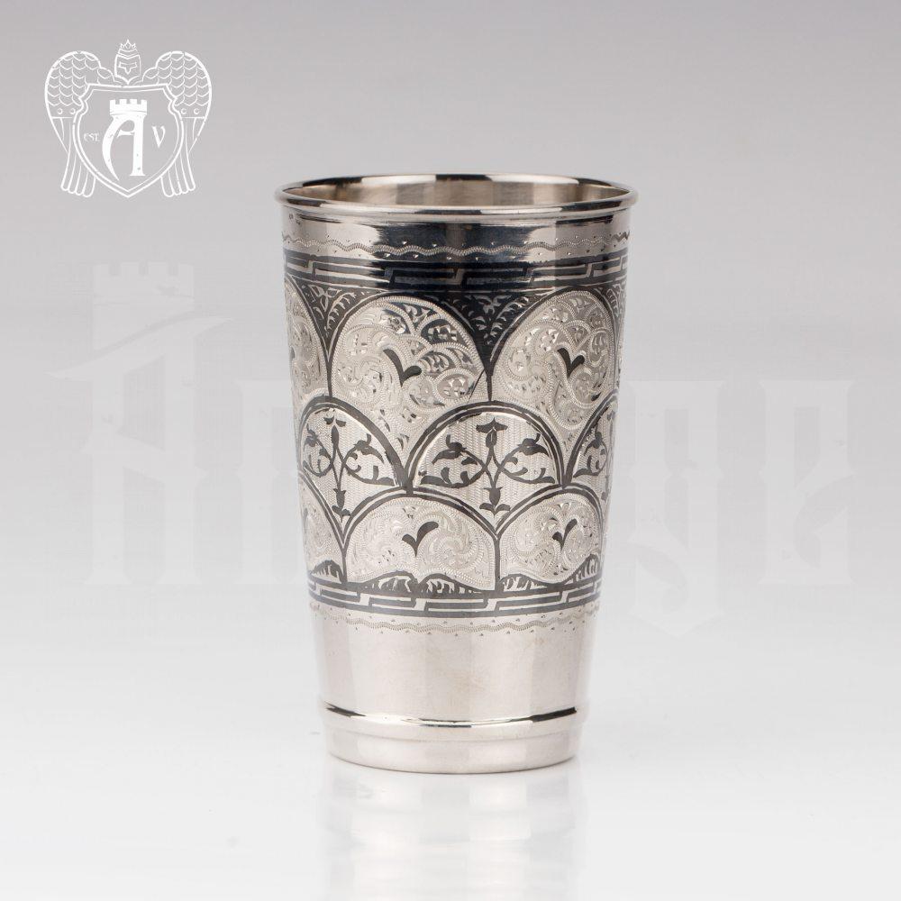 Серебряный стакан «Палома» серия Верона Апанде, 71000418