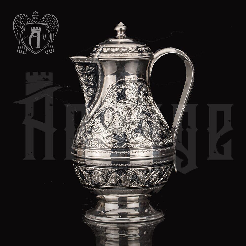 Кувшин из серебра «Тесей»