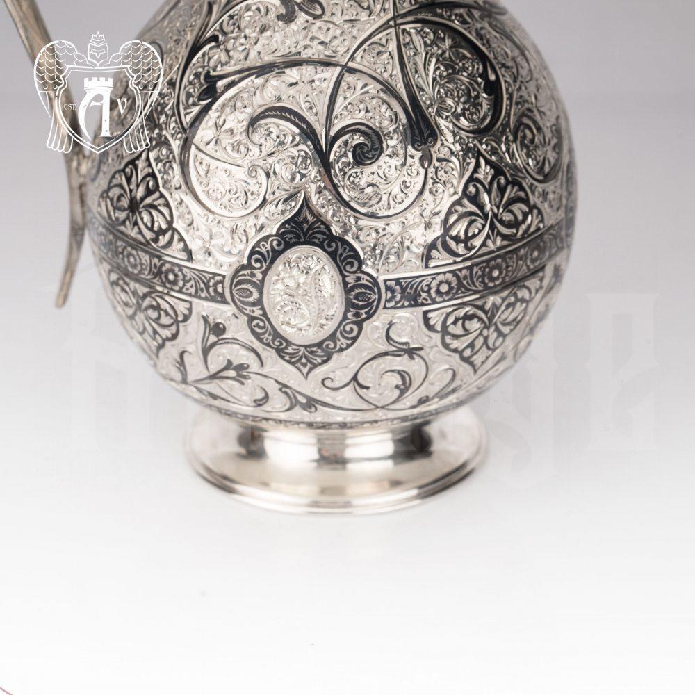 Кувшин из серебра  «Антика»