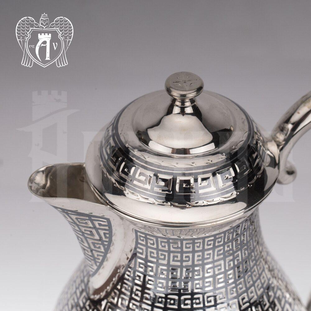 Кувшин из серебра  «Египет»