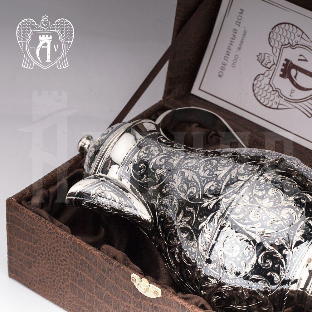 Кувшин из серебра  «Клио»
