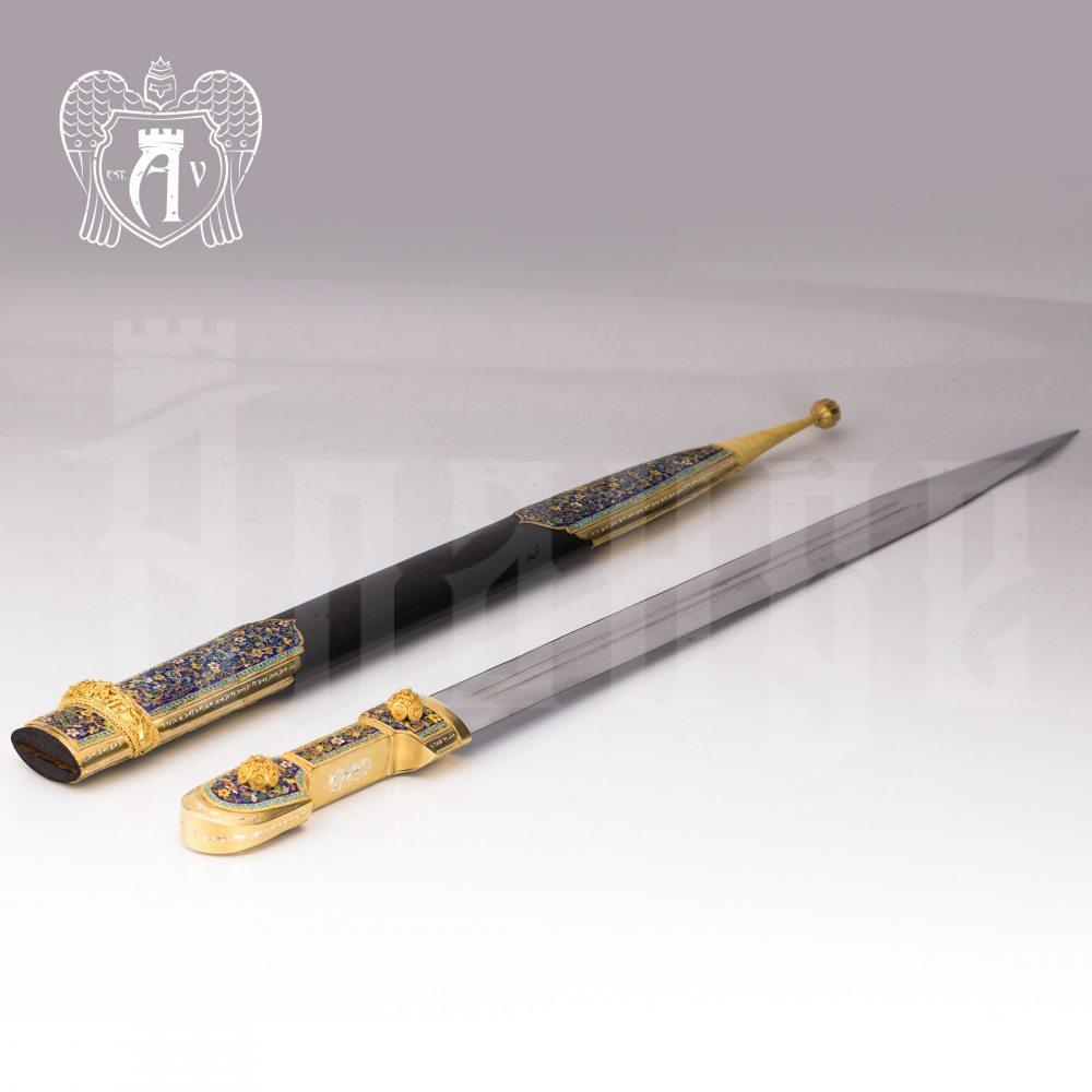 Серебряный кинжал «Измир»