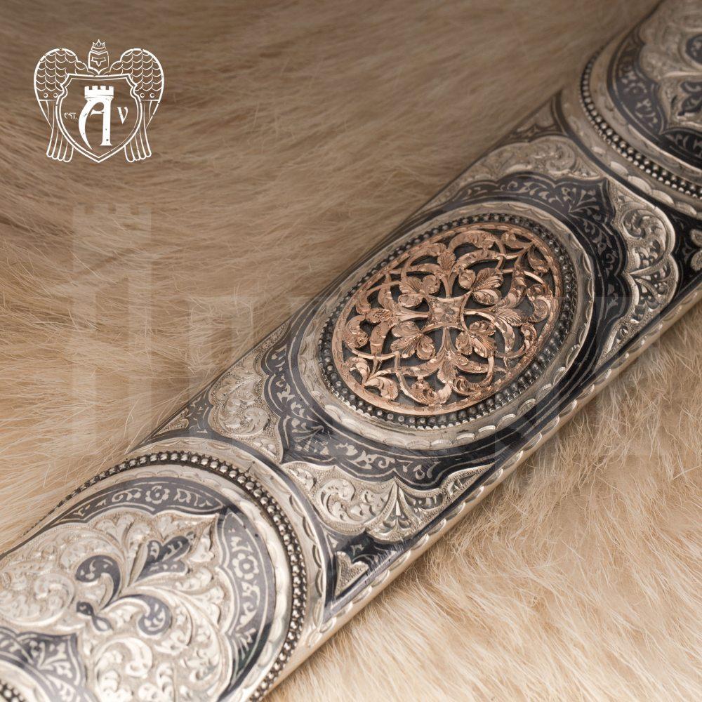 Серебряный кинжал «Калиф»
