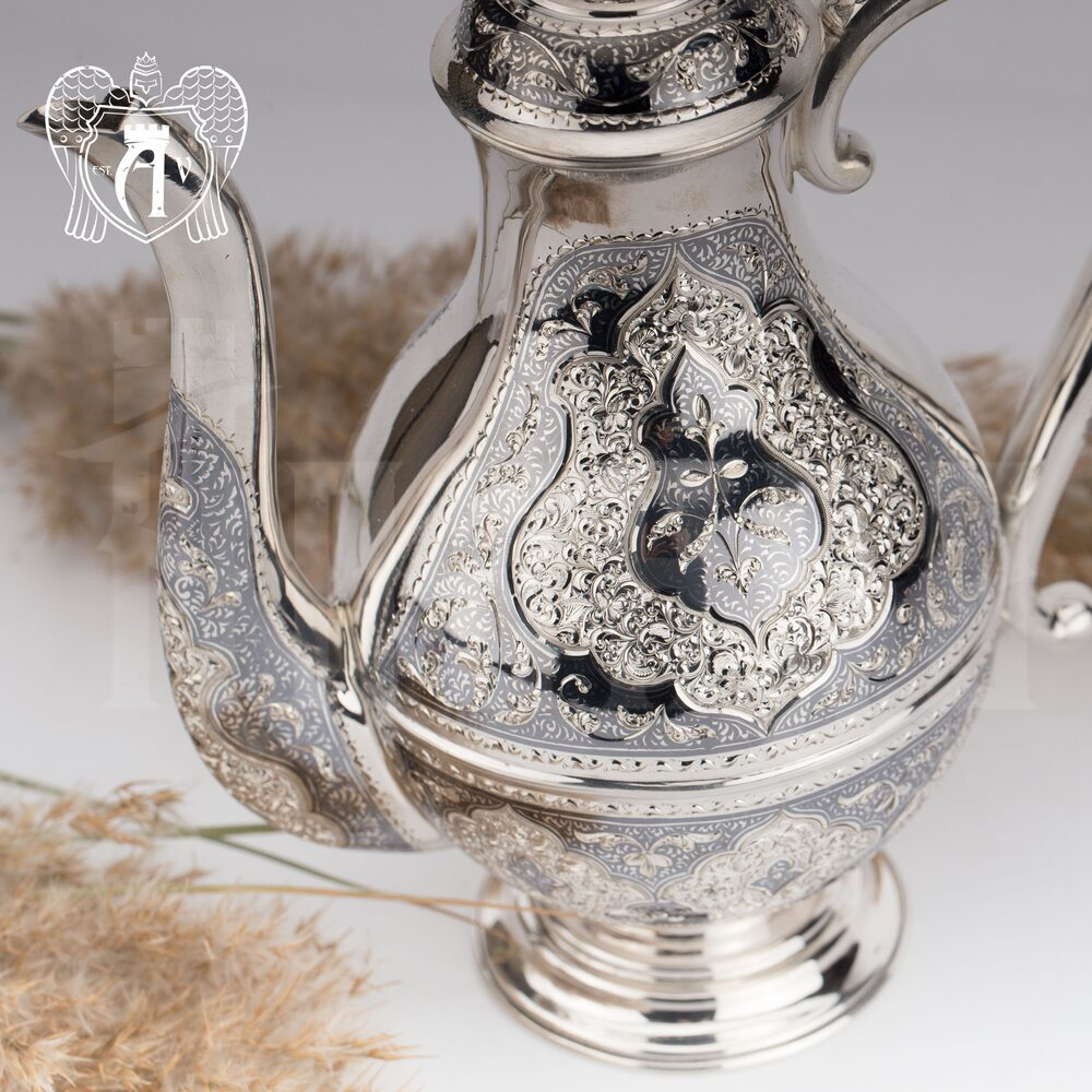 Кувшин из серебра  «Адалия»